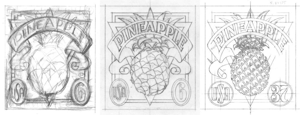 Pineapple Roughs