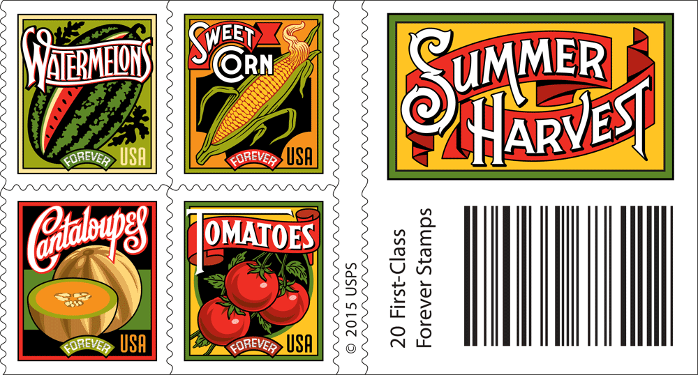 Summer Harvest Booklet