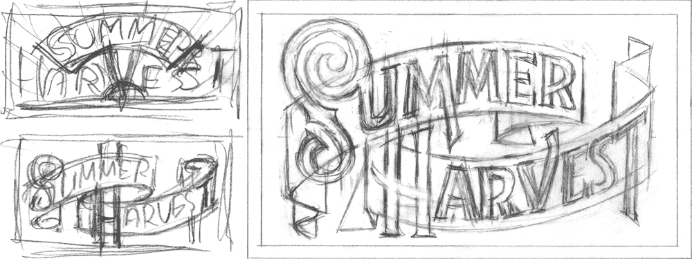 Summer Harvest Roughs