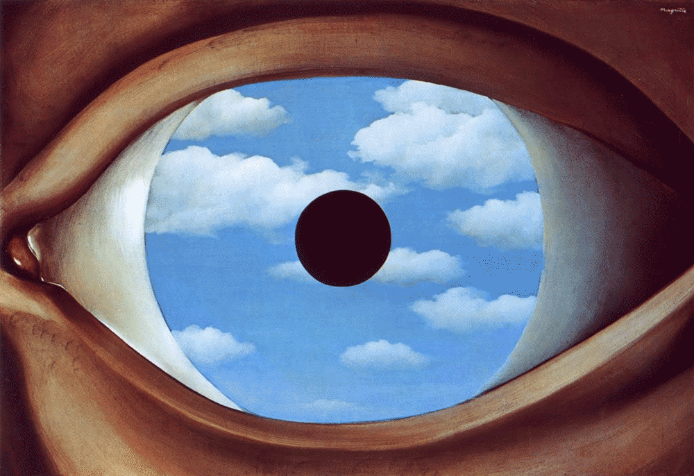 Magritte: The False Mirror