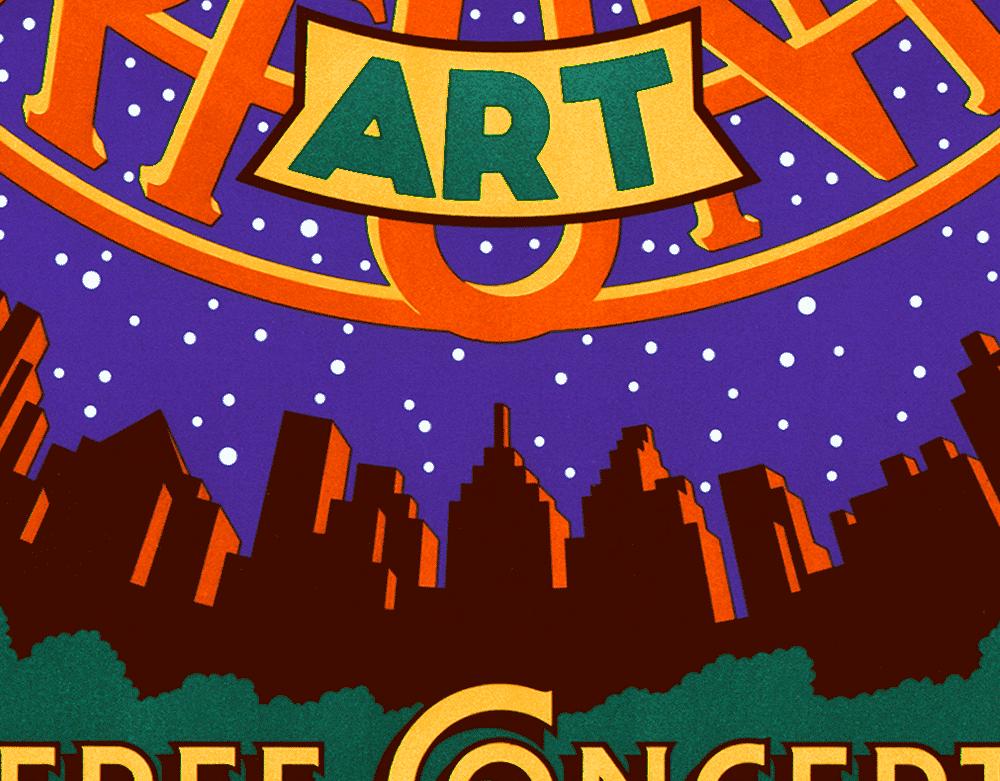 A Stellar Poster for SImon & Garfunkel