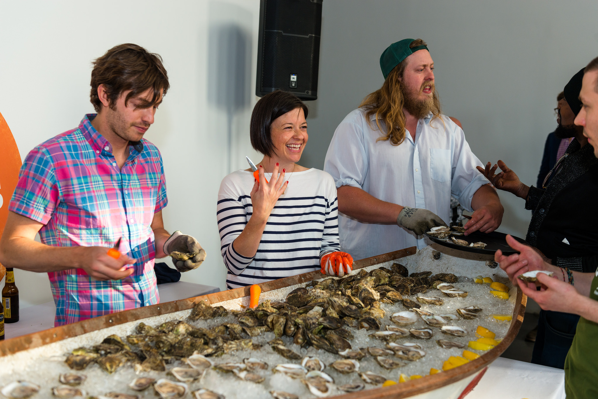 All you can eat oysters from 50 farms