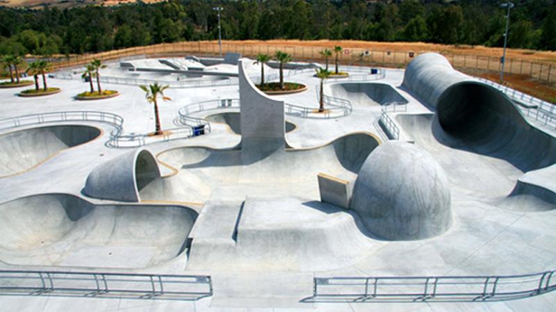 Lake Cunningham Regional Skatepark, San Jose, CA