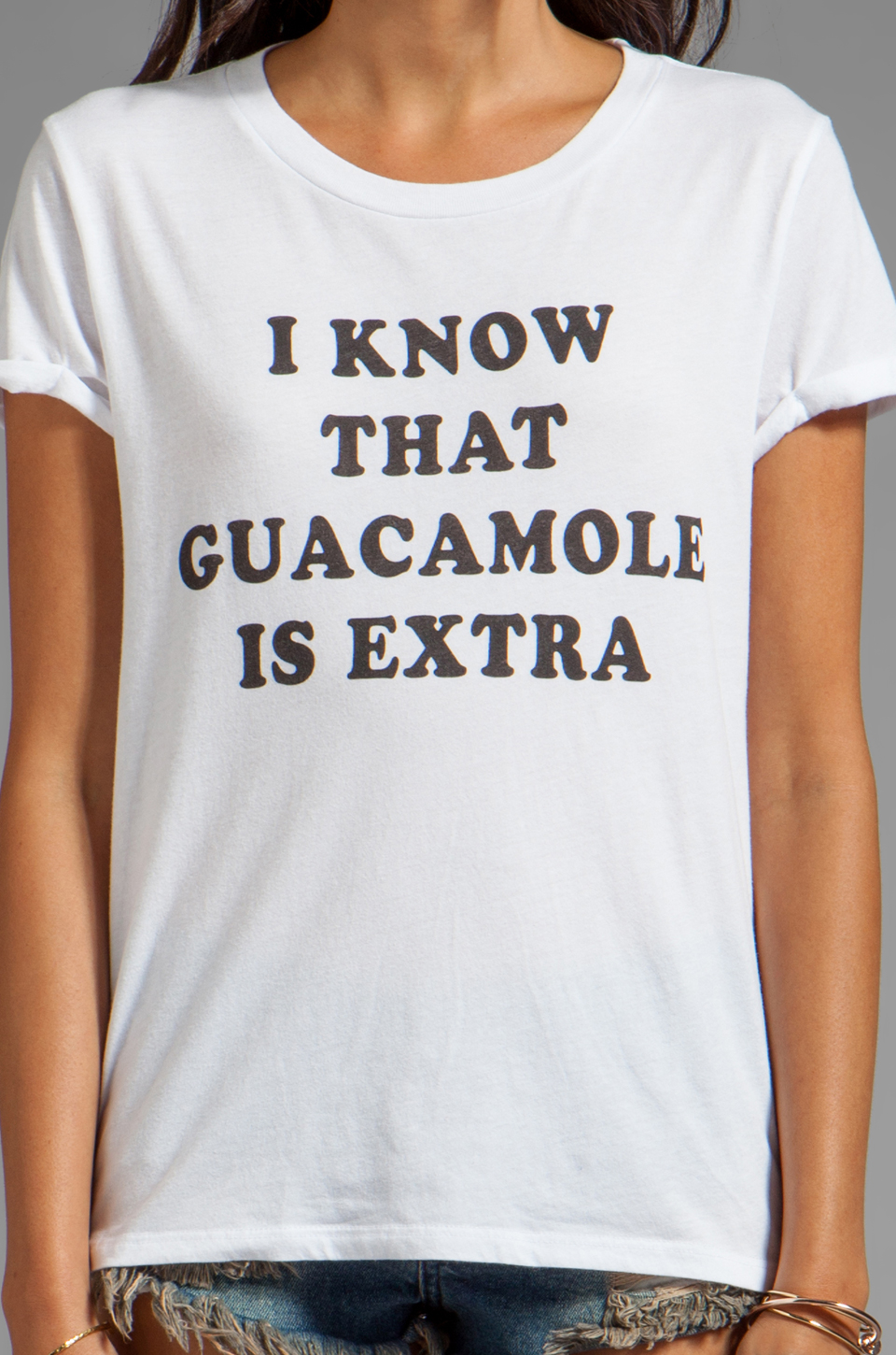 I Know Guac is Extra Tee