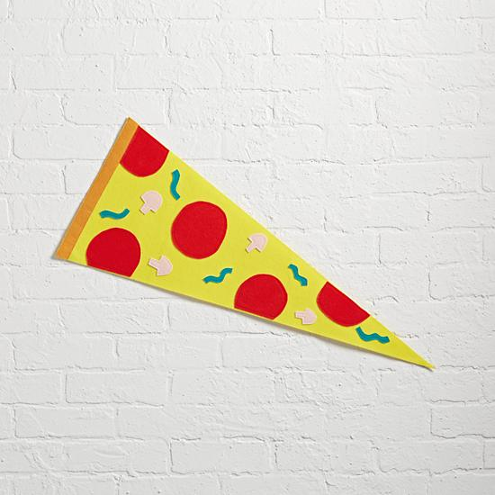 Pizza Pennant