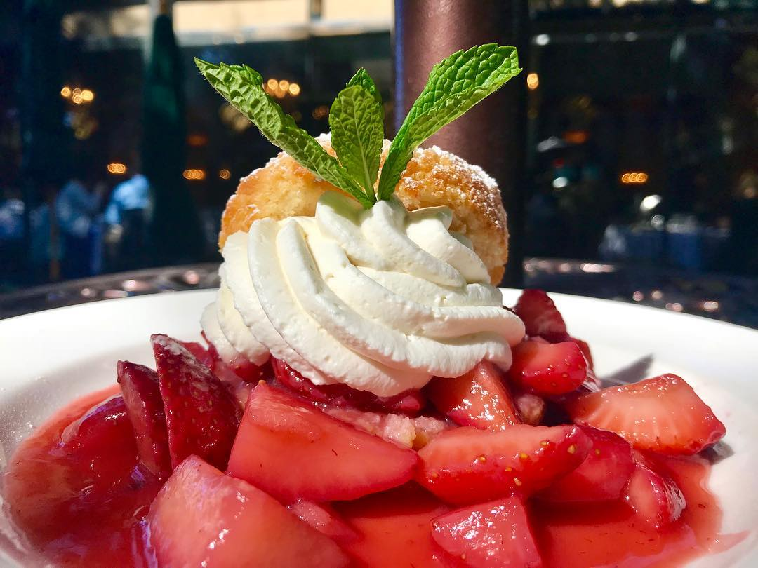 Strawberry shortcake perfection