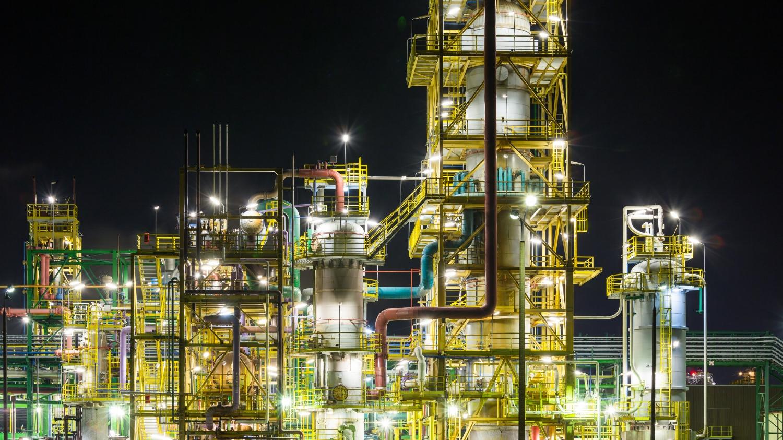Powierzchnie produkcyjne, chemiczne i powierzchnie wysokiego ryzyka -