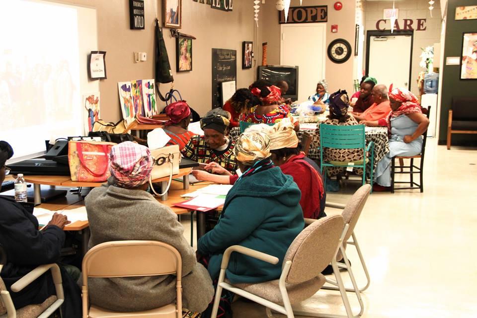 HGI's Sweetie Care Elders enrichment program