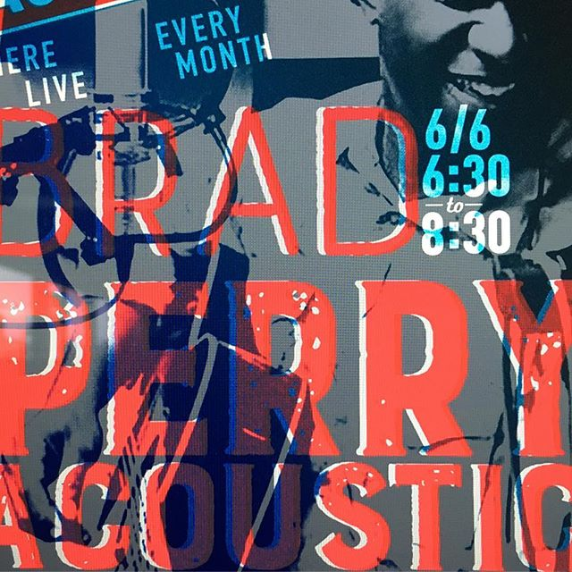 Check out @bradperry2017 this Summer @thecommonssd and on for 2 nights @ the Fair in Del Mar! #localmusic #supportlocalmusic