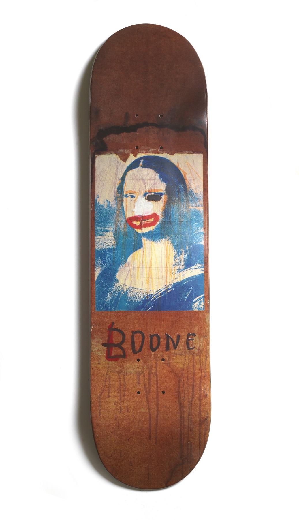 BASQUIAT - BOONE MONA LISA SKATEBOARD - £150 - IMAGE 2 - BROWNS FASHION.jpg