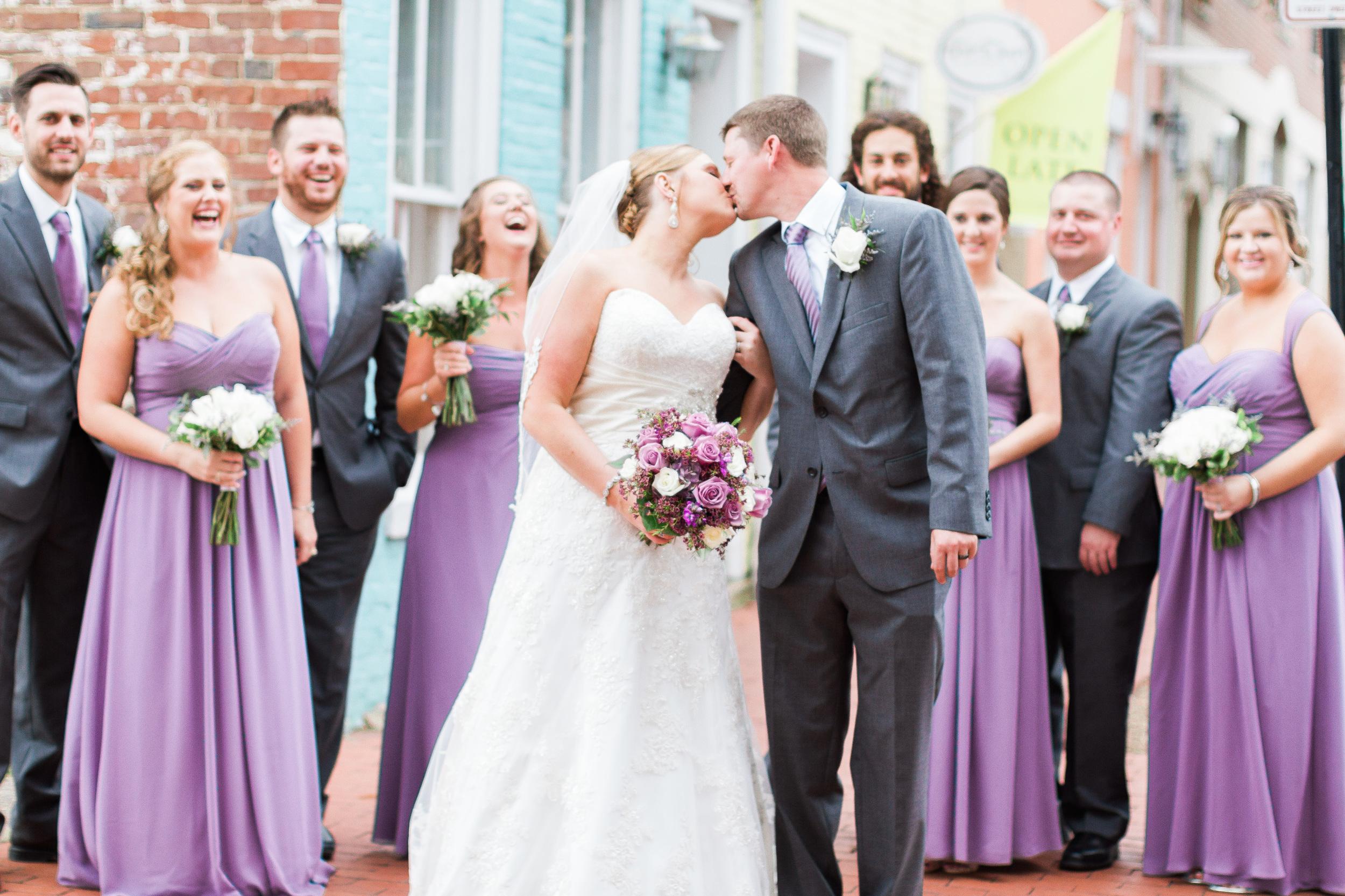 Fredericksburg Square Wedding Photography  Andrea Rodway Photography