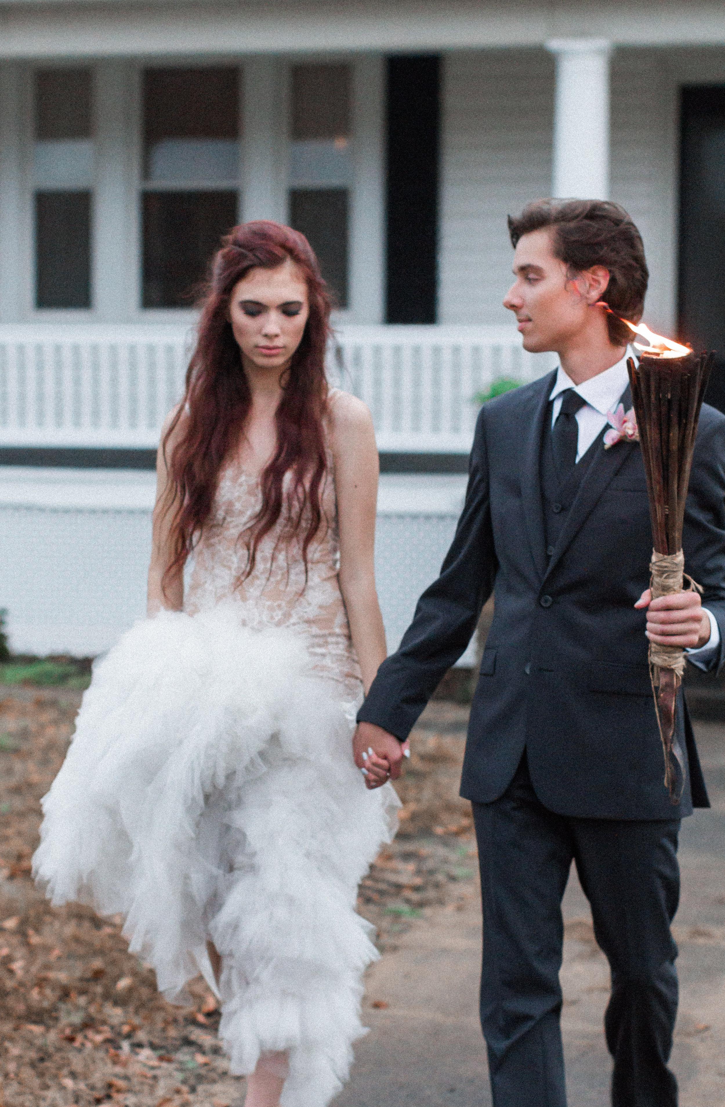 Dark & Moody Wedding Inspiration   Andrea Rodway Photography-27.jpg