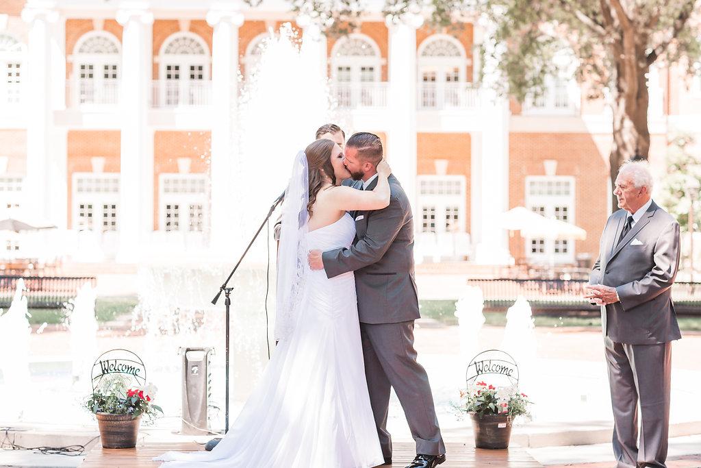 Randolph-Macon College Wedding | Randolph-Macon College Ashland Virginia | Andrea Rodway Photography