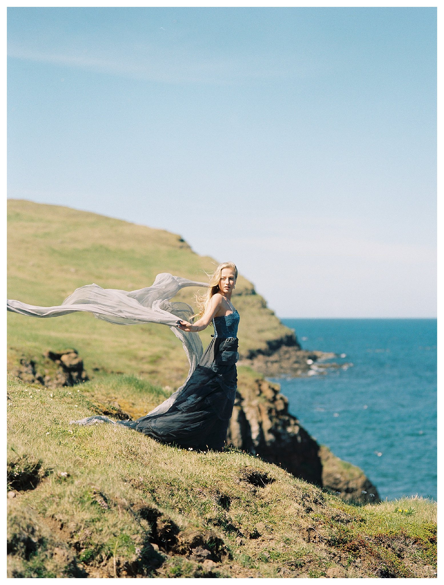 Búðir Iceland Wedding Photographer | Andrea Rodway Photography