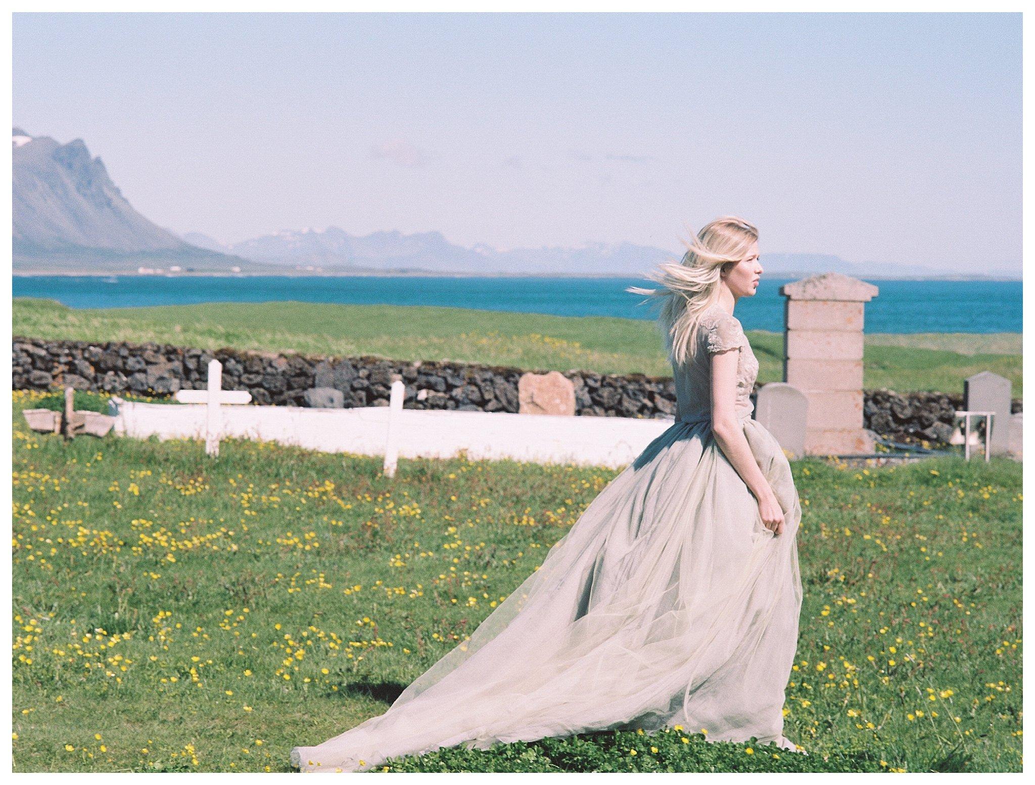 Búðakirkja Iceland Wedding Photographer | Andrea Rodway Photography