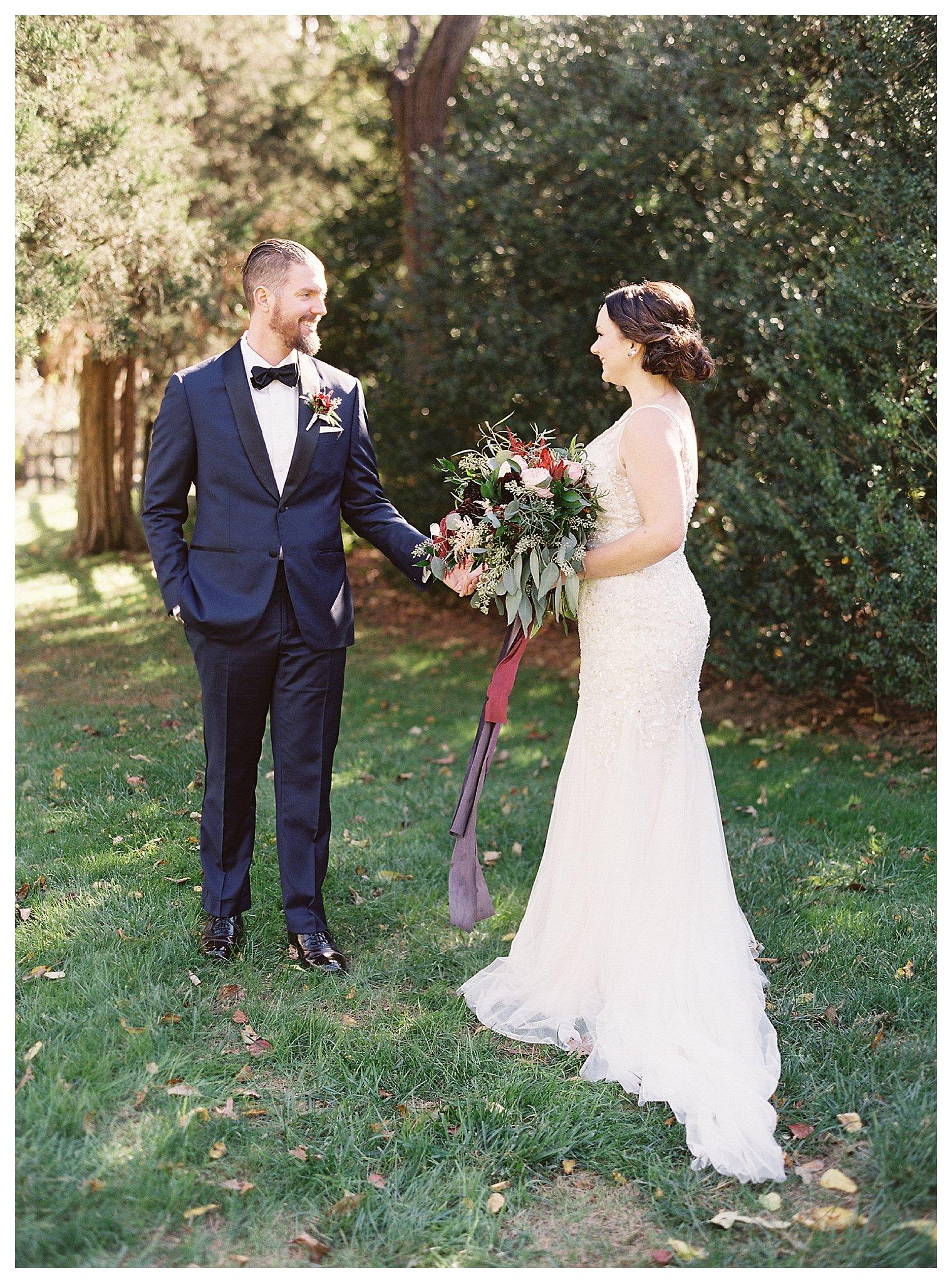 Murray Hill Wedding Leesburg Virginia   Andrea Rodway Photography