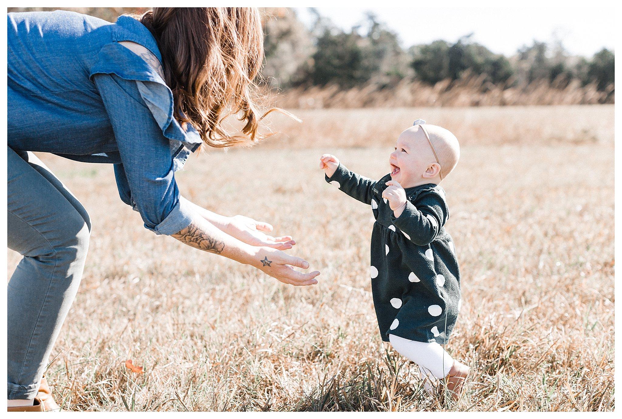 Manassas Battlefield Fall Family Photography | Manassas, Virginia | Andrea Rodway Photography
