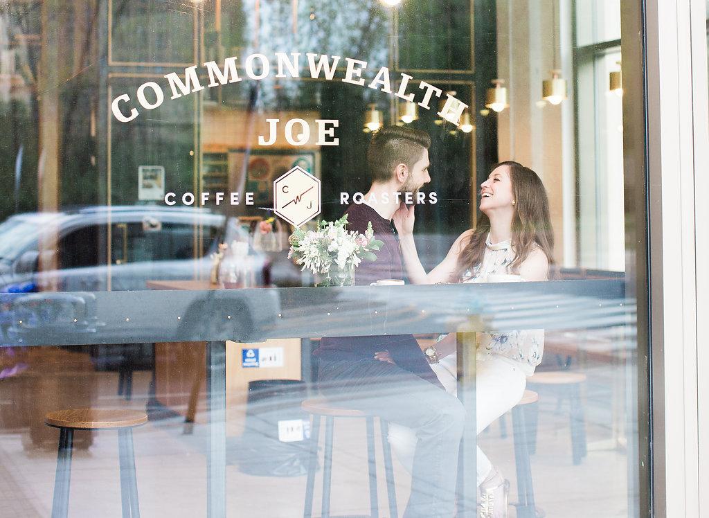 Commonwealth Joe's Engagement Photography | Tidal Basin Engagement Photography | Andrea Rodway Photography