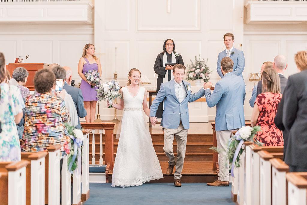 Hanover Arts Center Ashland Virginia Wedding   Andrea Rodway Photography