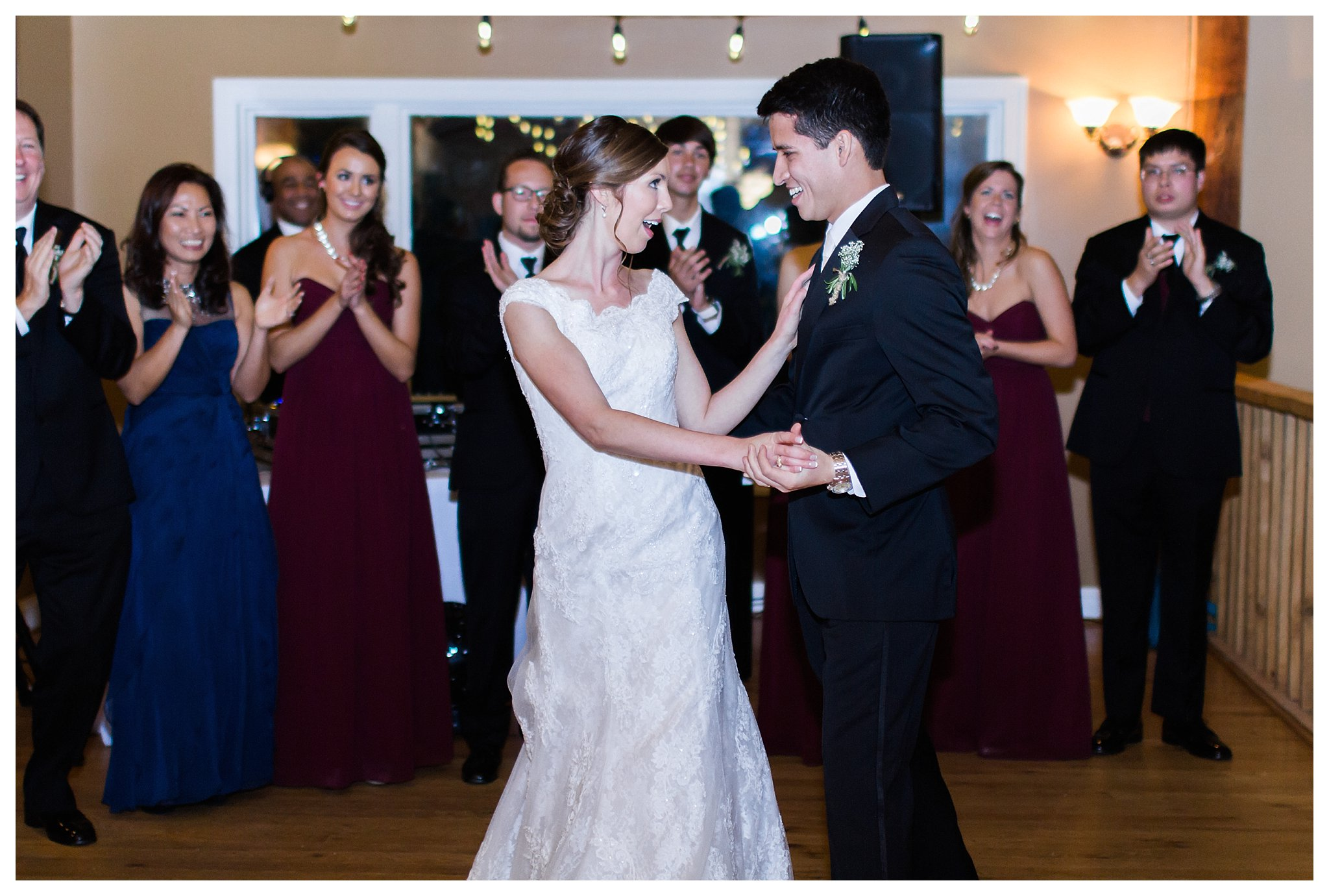 First Colony Winery Wedding | Andrea Rodway Photography