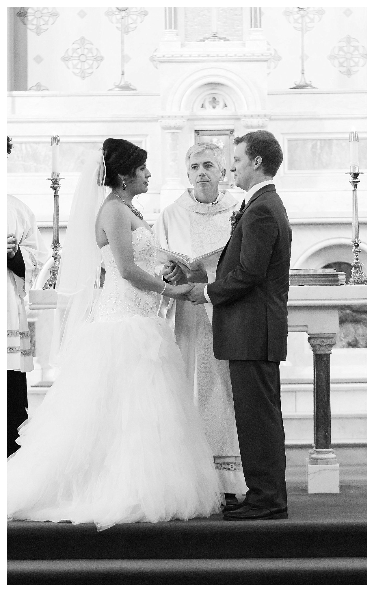 Gramercy Mansion Wedding | Andrea Rodway Photography