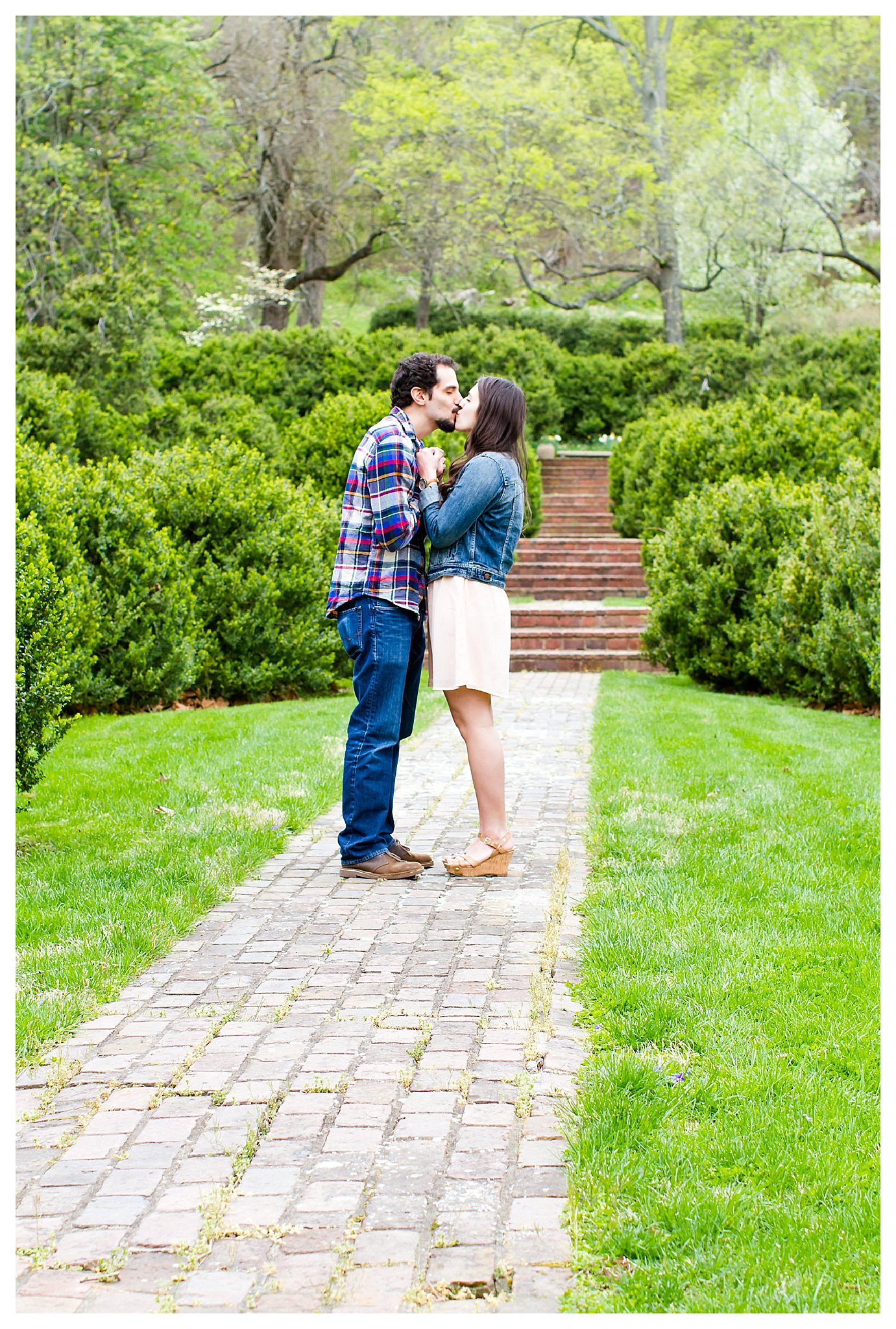 Morven Park Engagement | Andrea Rodway Photography
