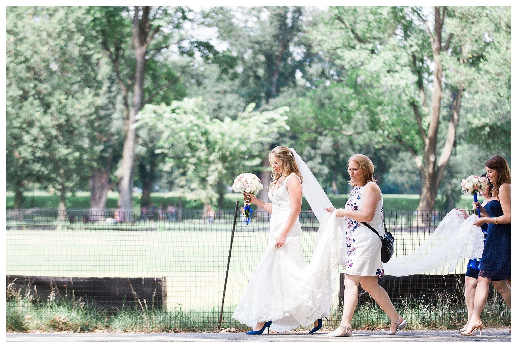 DC War Memorial Wedding | Andrea Rodway Photography