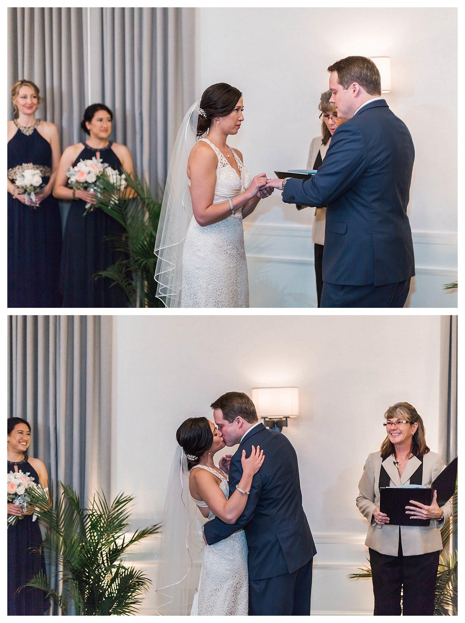Morrison House Wedding Alexandria Virginia   Andrea Rodway Photo