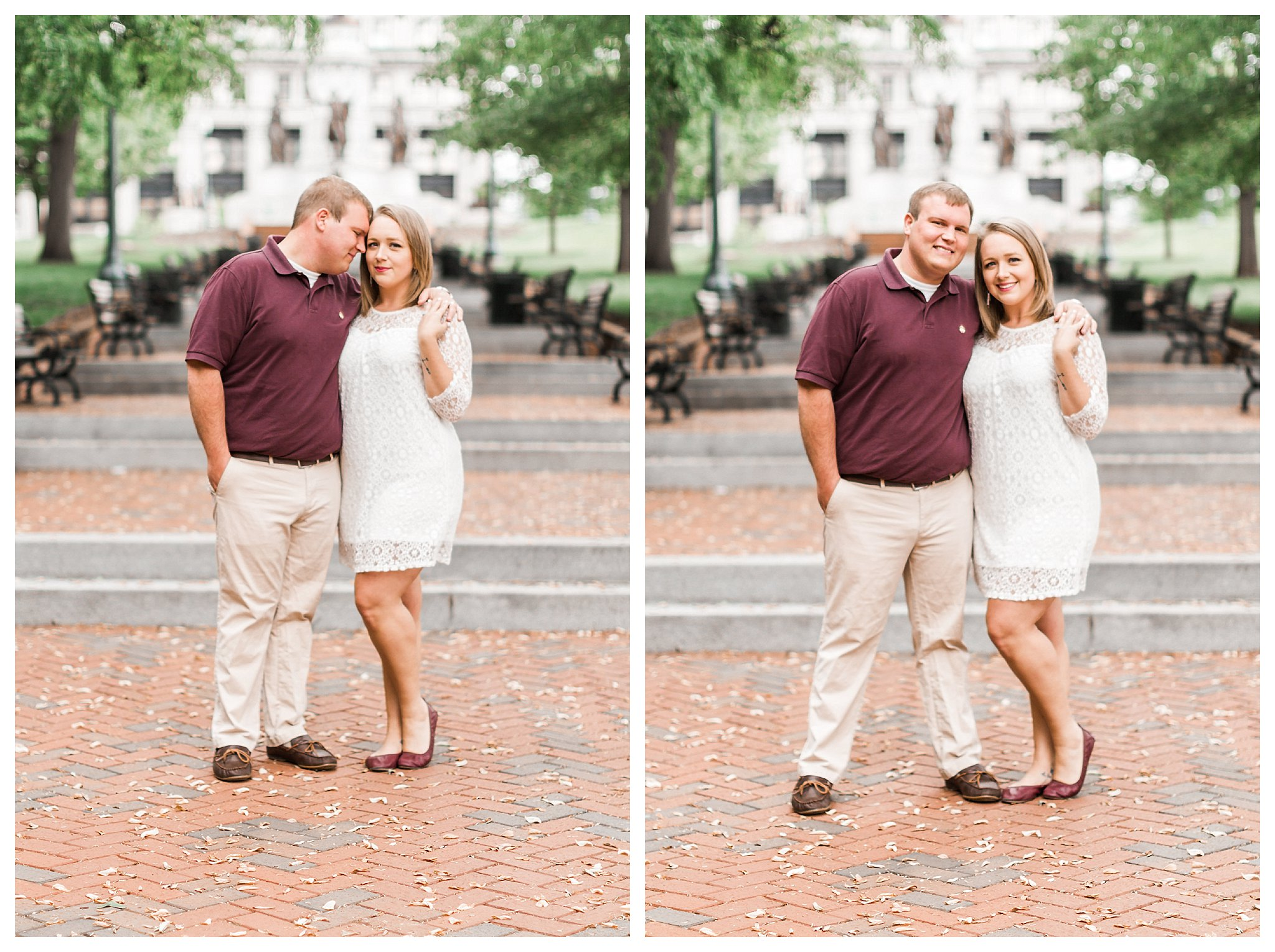 Richmond Virginia Engagement   Andrea Rodway Photograpy
