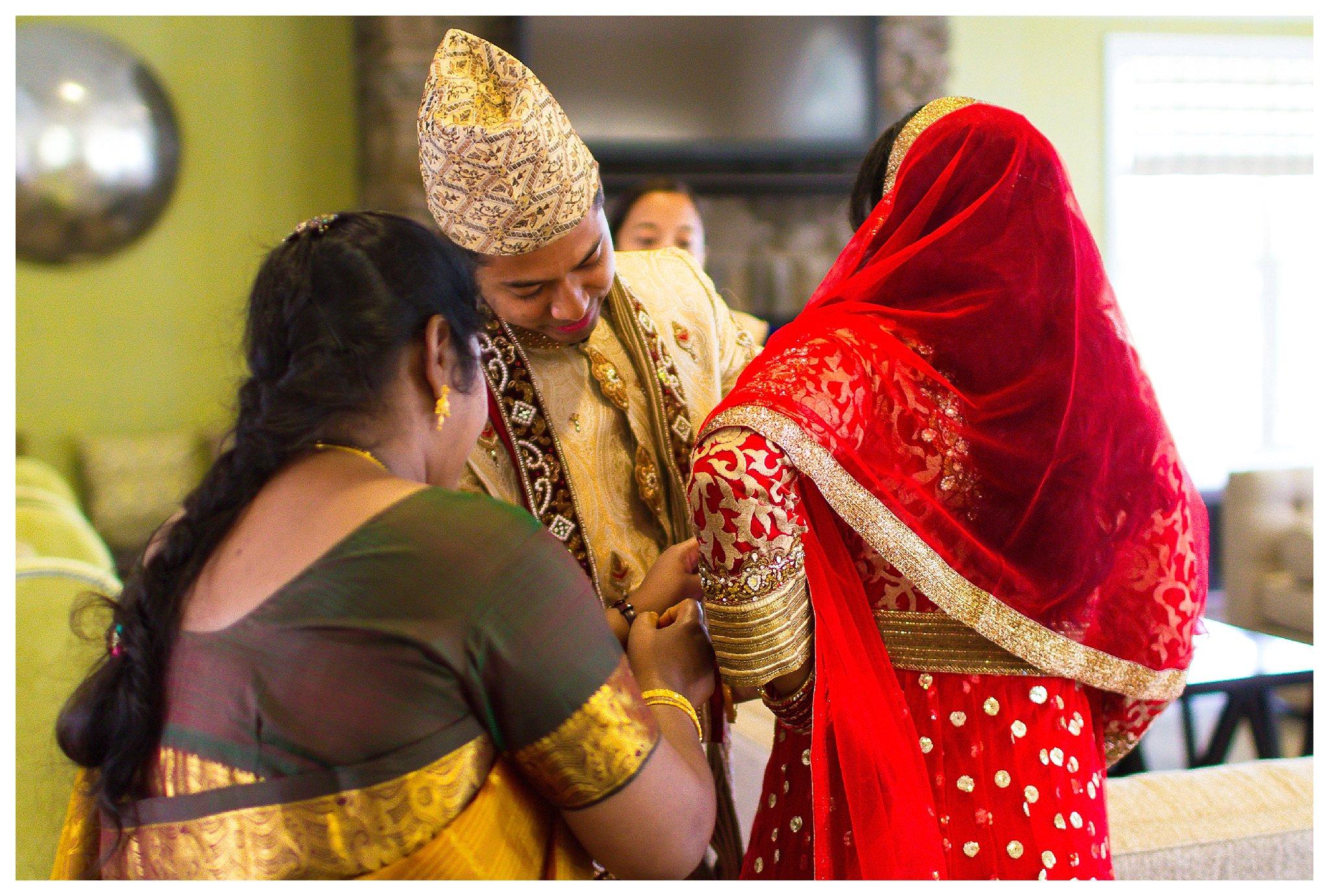 Hindu Wedding DC | Andrea Rodway Photograhpy