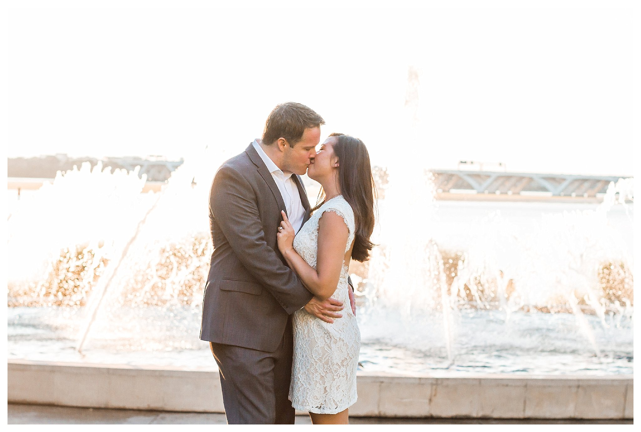 National Harbor Engagement | Andrea Rodway Photography