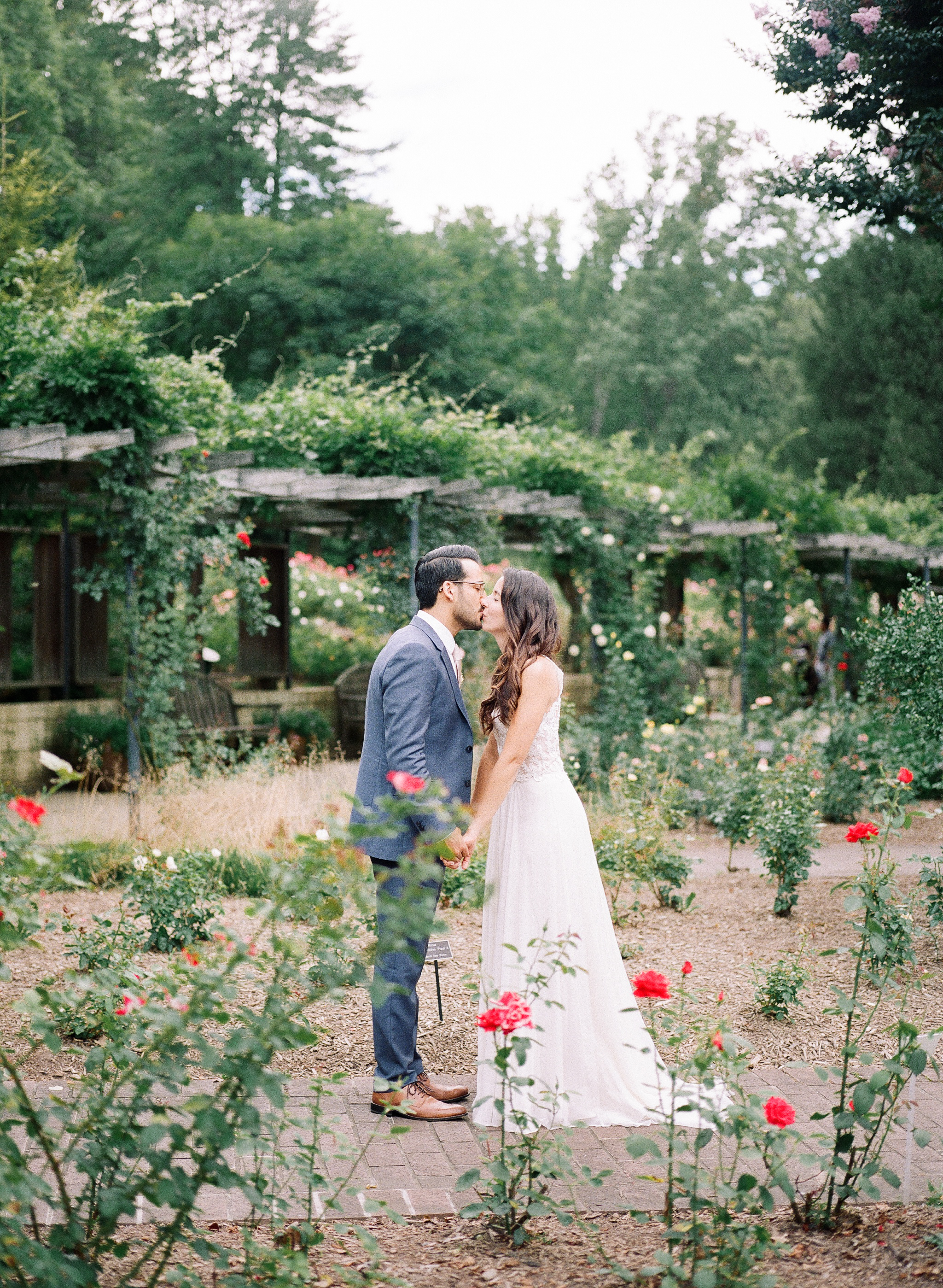 Brookside Gardens Wedding Photographer