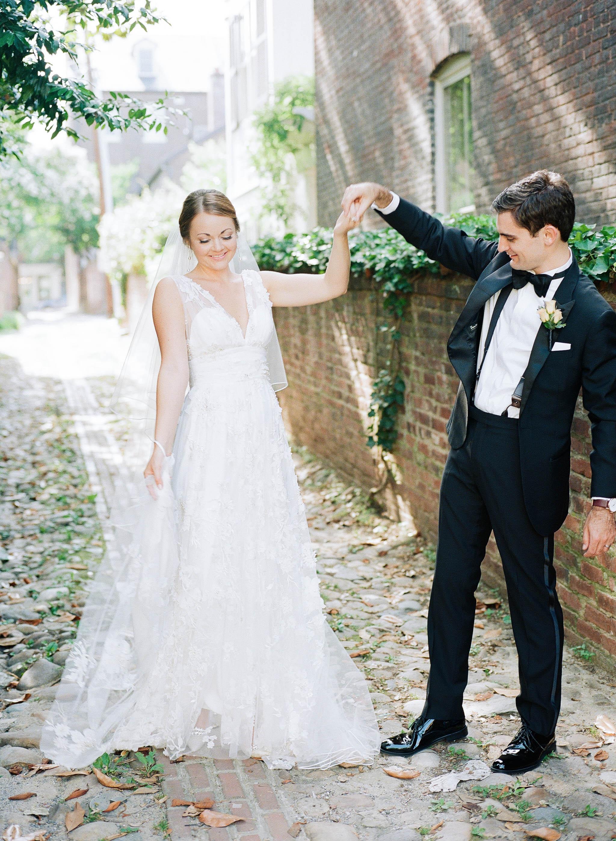 Old Town Alexandria Wedding  ::  Alexandria, Virginia