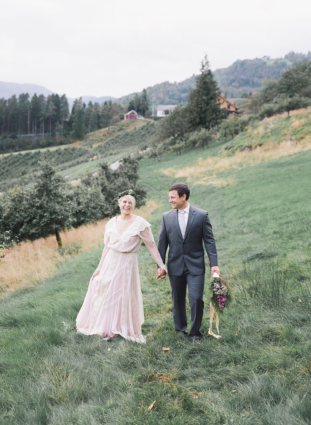 Ulvik Norway Wedding Photographer Destination Wedding Photographer Andrea Rodway Photography