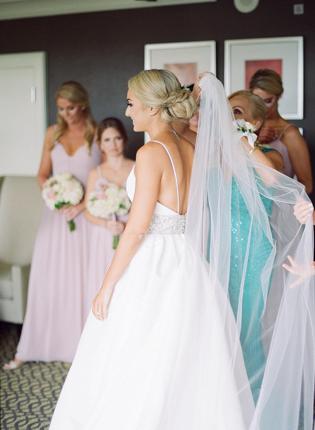 Trump National Golf Club Wedding | Andrea Rodway Photography