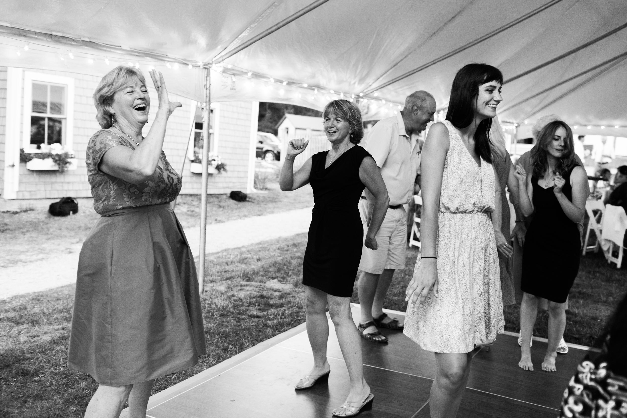 Boothbay Railway Village Maine Wedding