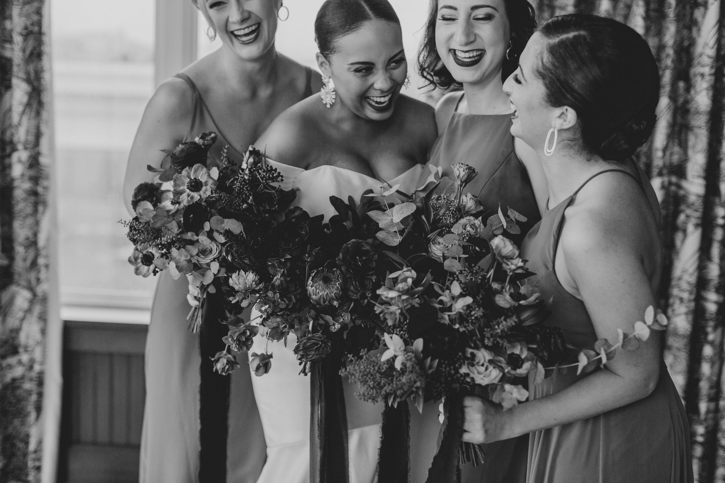 Moody Beauport Hotel Wedding