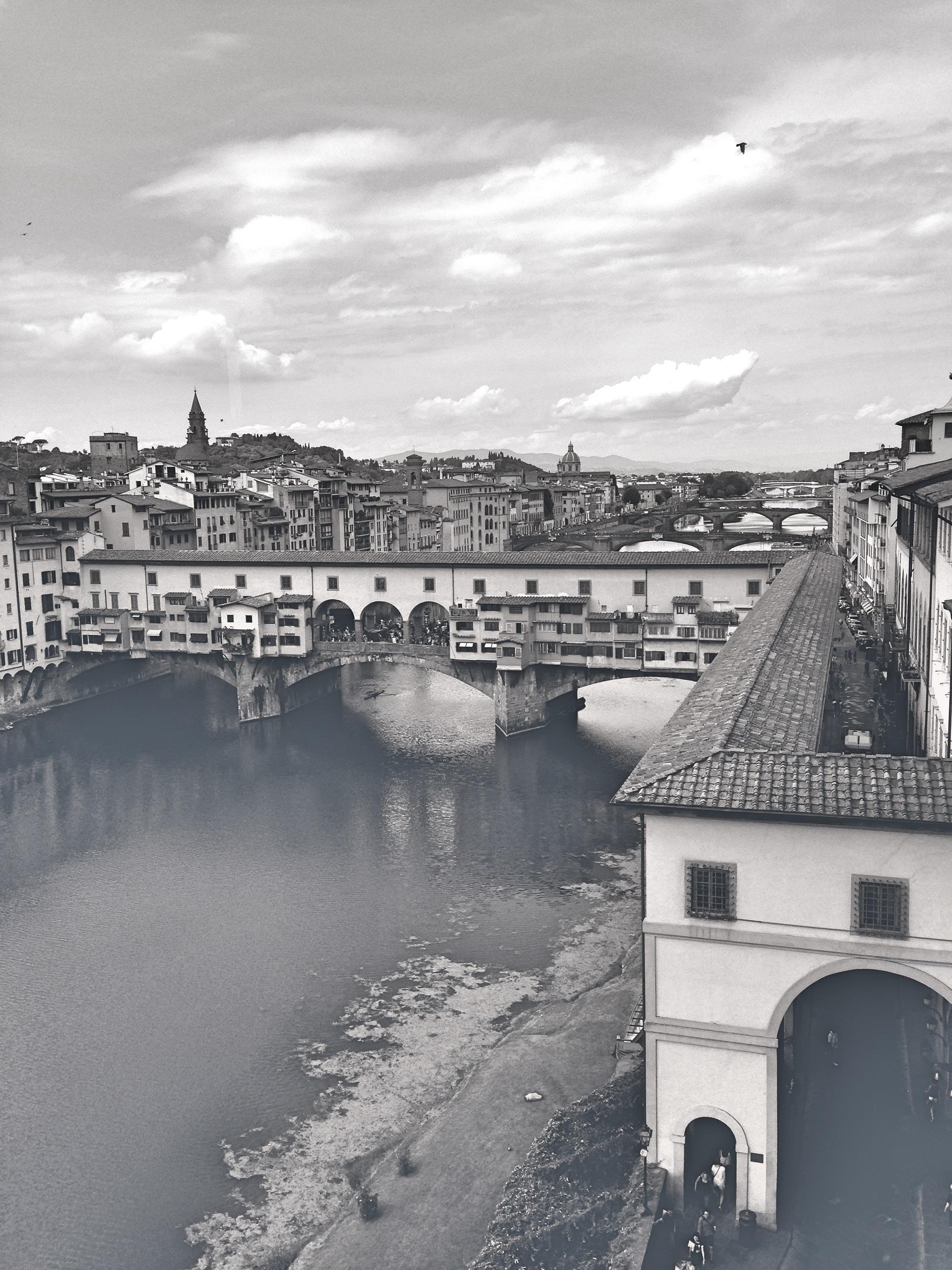 Torchona Inspiration: Florence Ponte Vecchio