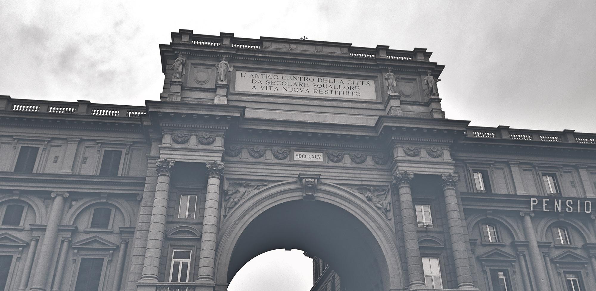 Torchona Inspiration: Piazza della Reppublica