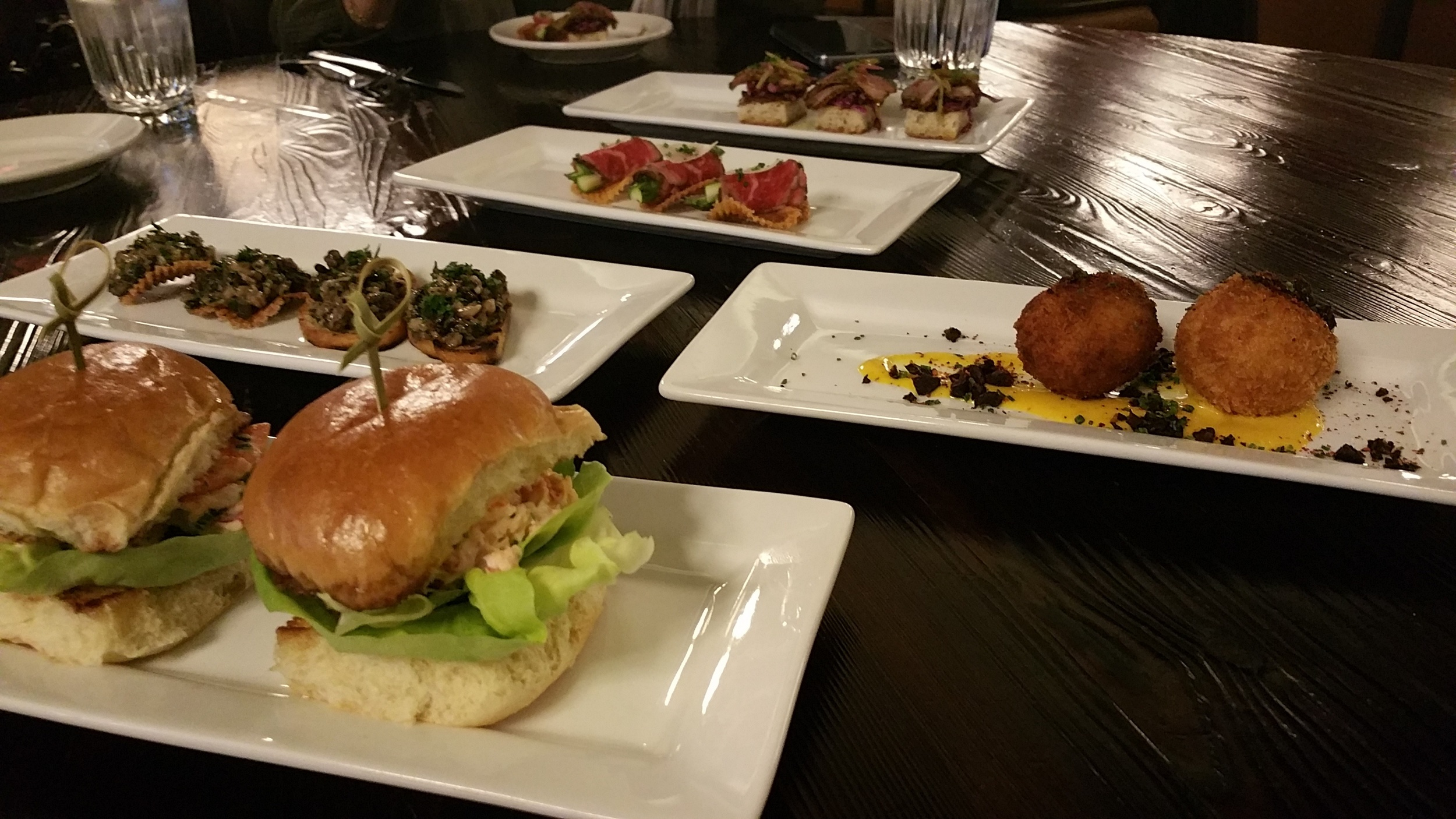 Ready to book your private event?Tasting menus available.