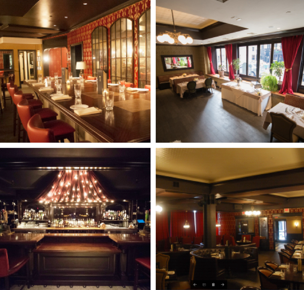 Photos of the interior of Carrie Nation