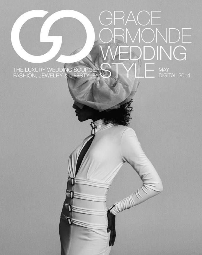 Grace Ormonde Magazine cover
