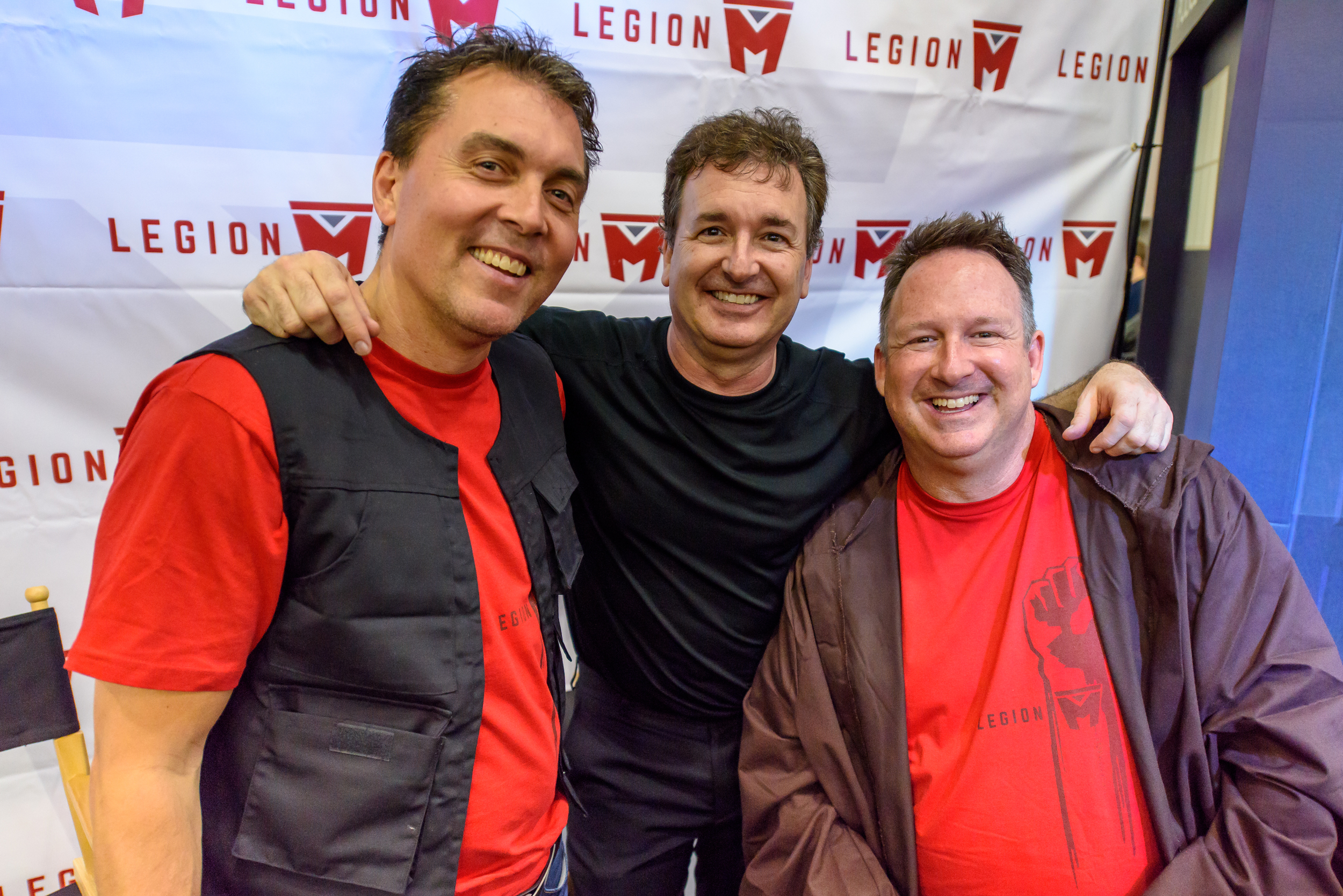 Special thank you to  Jeff Bartee Photography , for all the amazing photography, and for sharing it for FREE with Legion M and everybody at the show.
