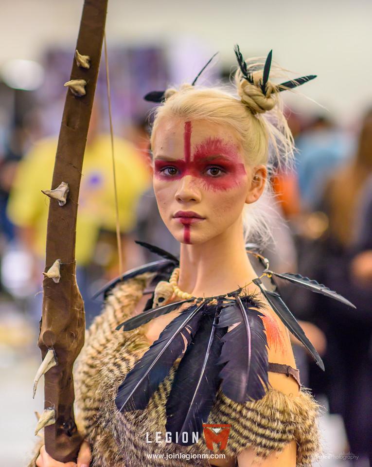 ...saw amazing cosplay...