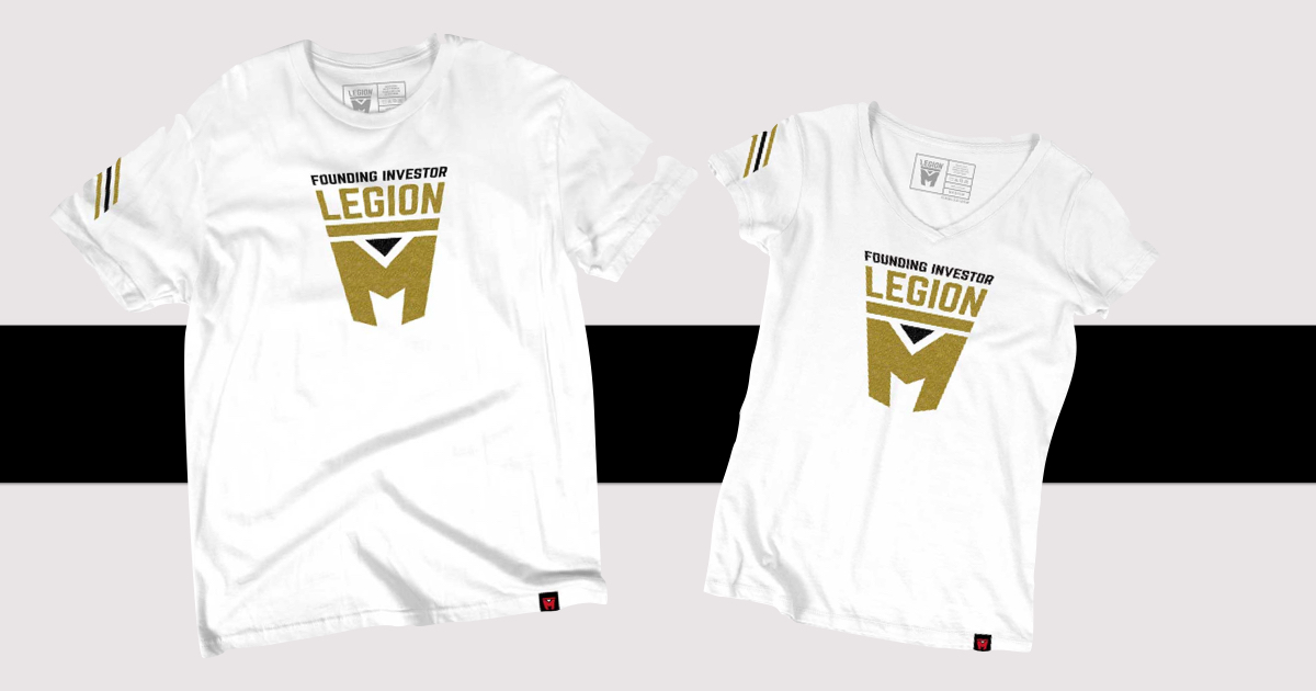 Founding Investor Limited Edition - White