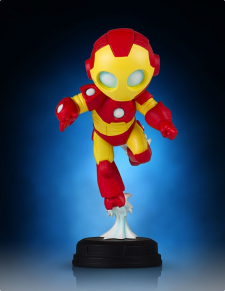 17 - Animated Iron Man Statue0.png