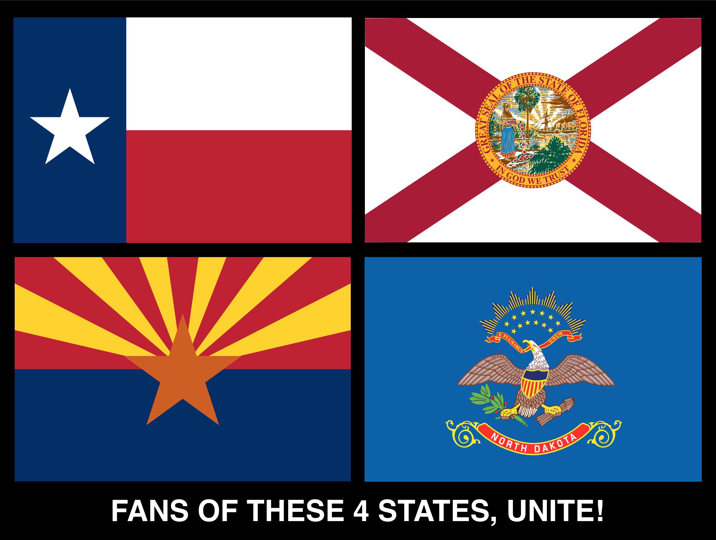 4 states unite