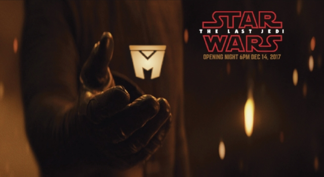 legion m at the last Jedi