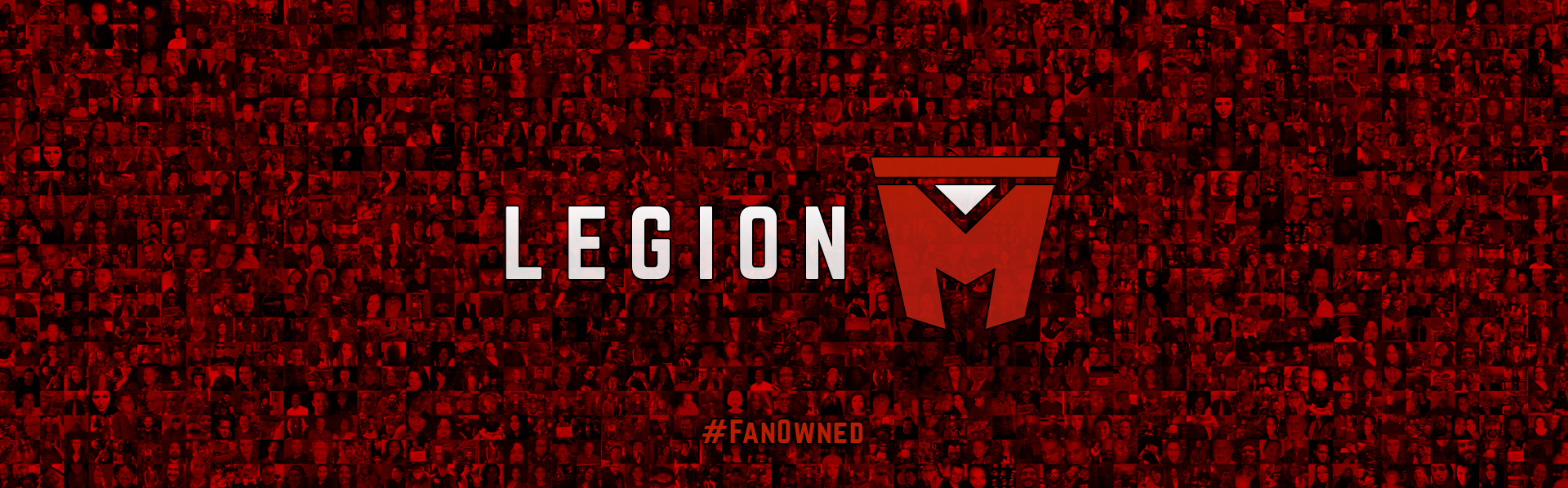 This Legion M photomosaic (click to enlarge) is included in the end credits of Mandy, which premiered at the 2018 Sundance Film Festival.