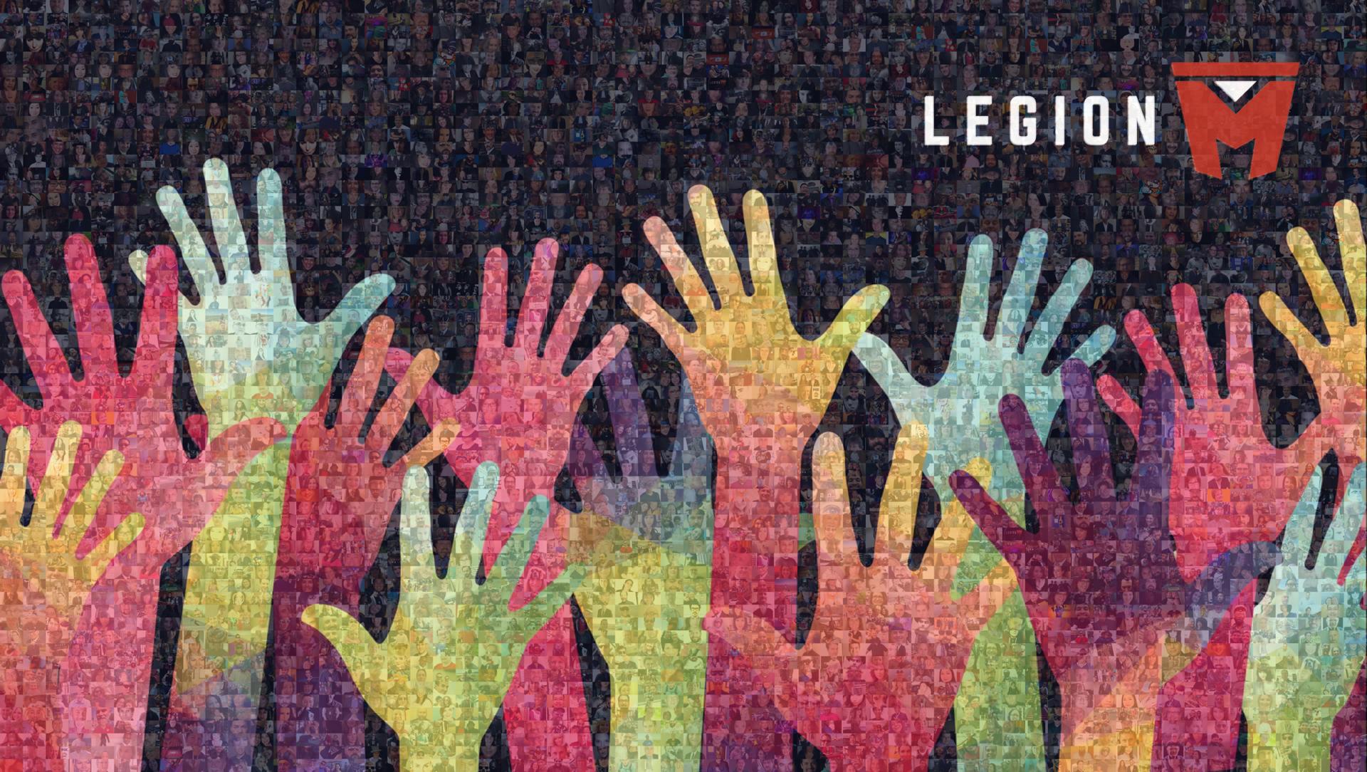 Legion M Diversity Mosaic.png